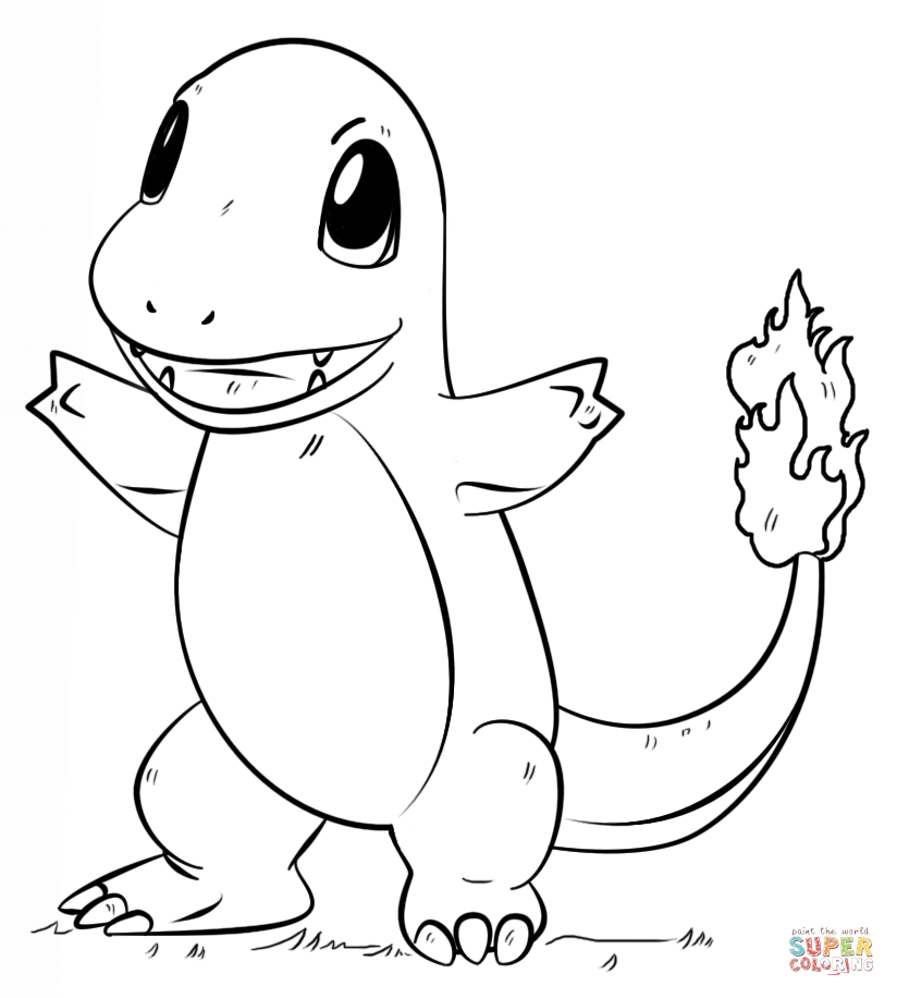 pikachu and charmander coloring pages pikachu charmander bulbasaur coloring page coloring pages coloring charmander and pikachu pages
