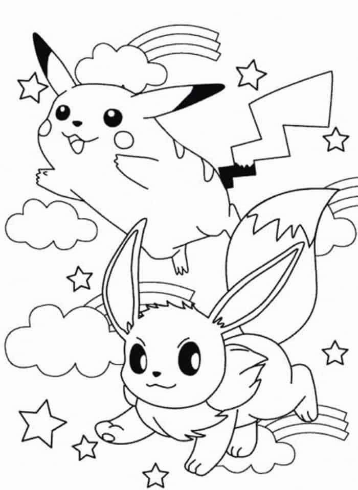 pikachu and charmander coloring pages pikachu coloring pages pages pikachu charmander coloring and