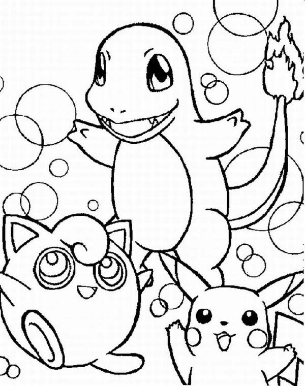 pikachu and charmander coloring pages pikachu coloring pages pikachu and pages charmander coloring