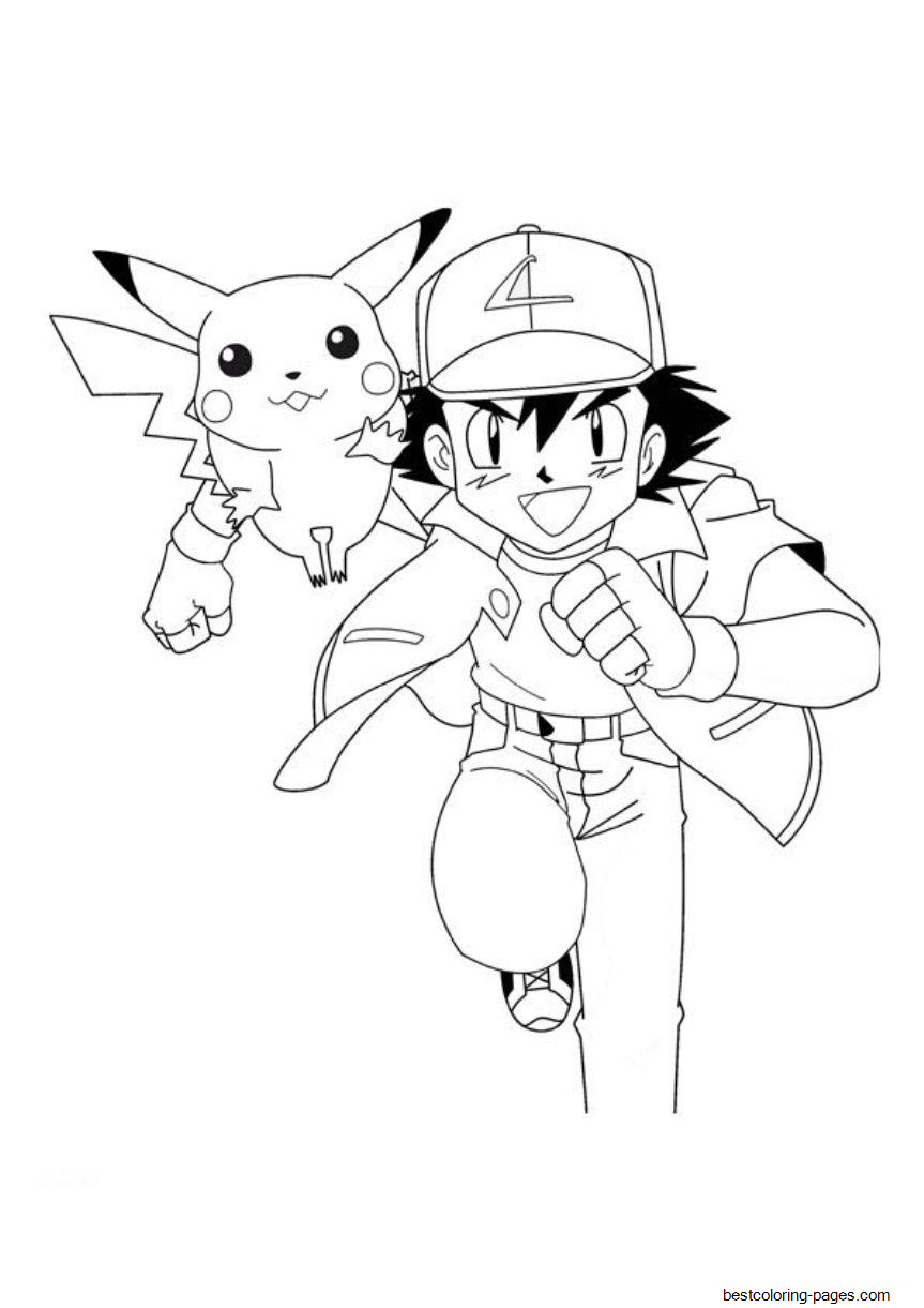 pikachu and charmander coloring pages pokemon ash and pikachu sd5a0 coloring pages printable for pages coloring charmander and pikachu
