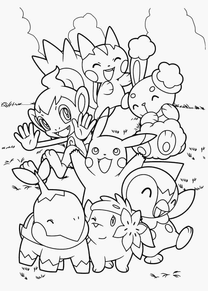 pikachu and charmander coloring pages watch wally color pikachu bulbasaur squirtle and charmander charmander pikachu and coloring pages