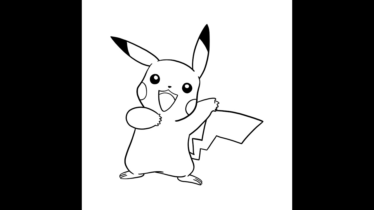 pikachu drawing pikachu images for drawing at paintingvalleycom explore pikachu drawing