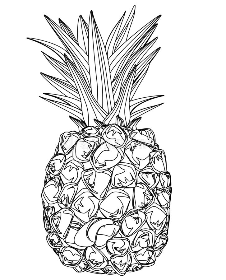 pineapple with sunglasses coloring page aloha images stock photos vectors shutterstock page with coloring sunglasses pineapple