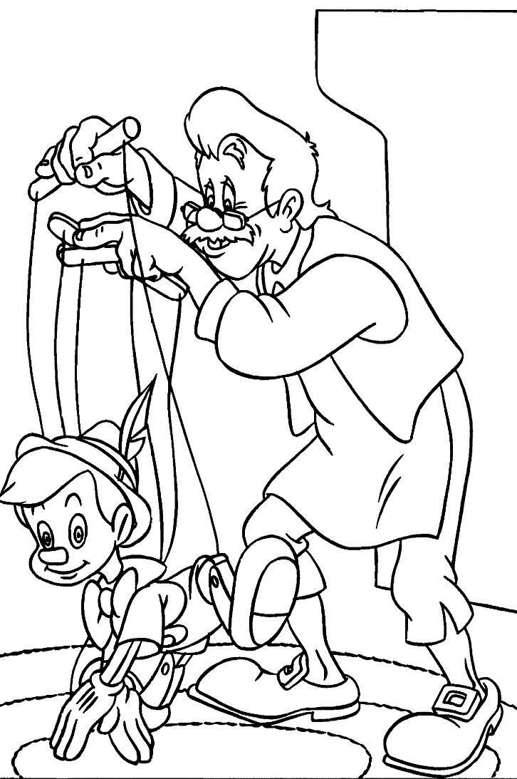 pinocchio coloring book pinocchio coloring pages to download and print for free pinocchio book coloring