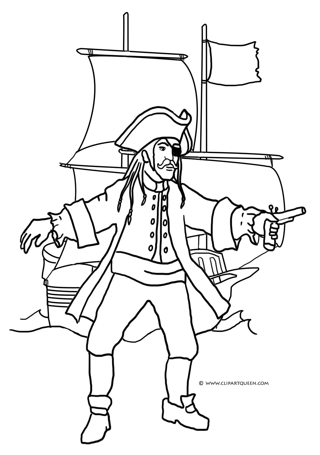 pirate coloring pages top 25 pirates coloring pages for toddlers pages coloring pirate