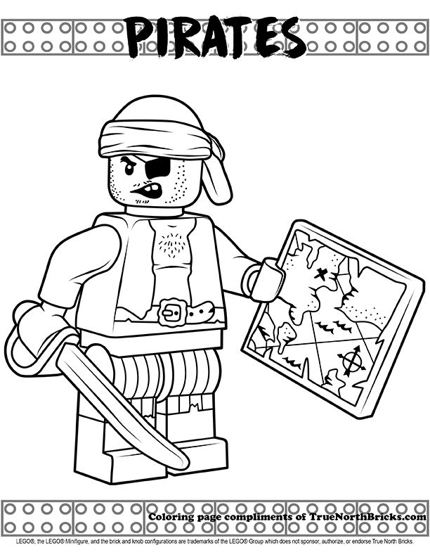 pirate lego coloring pages coloring page pirate with images pirate coloring pages lego coloring pirate