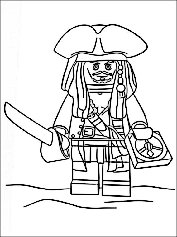 pirate lego coloring pages lego pirates färgläggningsbilder för barn 2 axel coloring lego pages pirate
