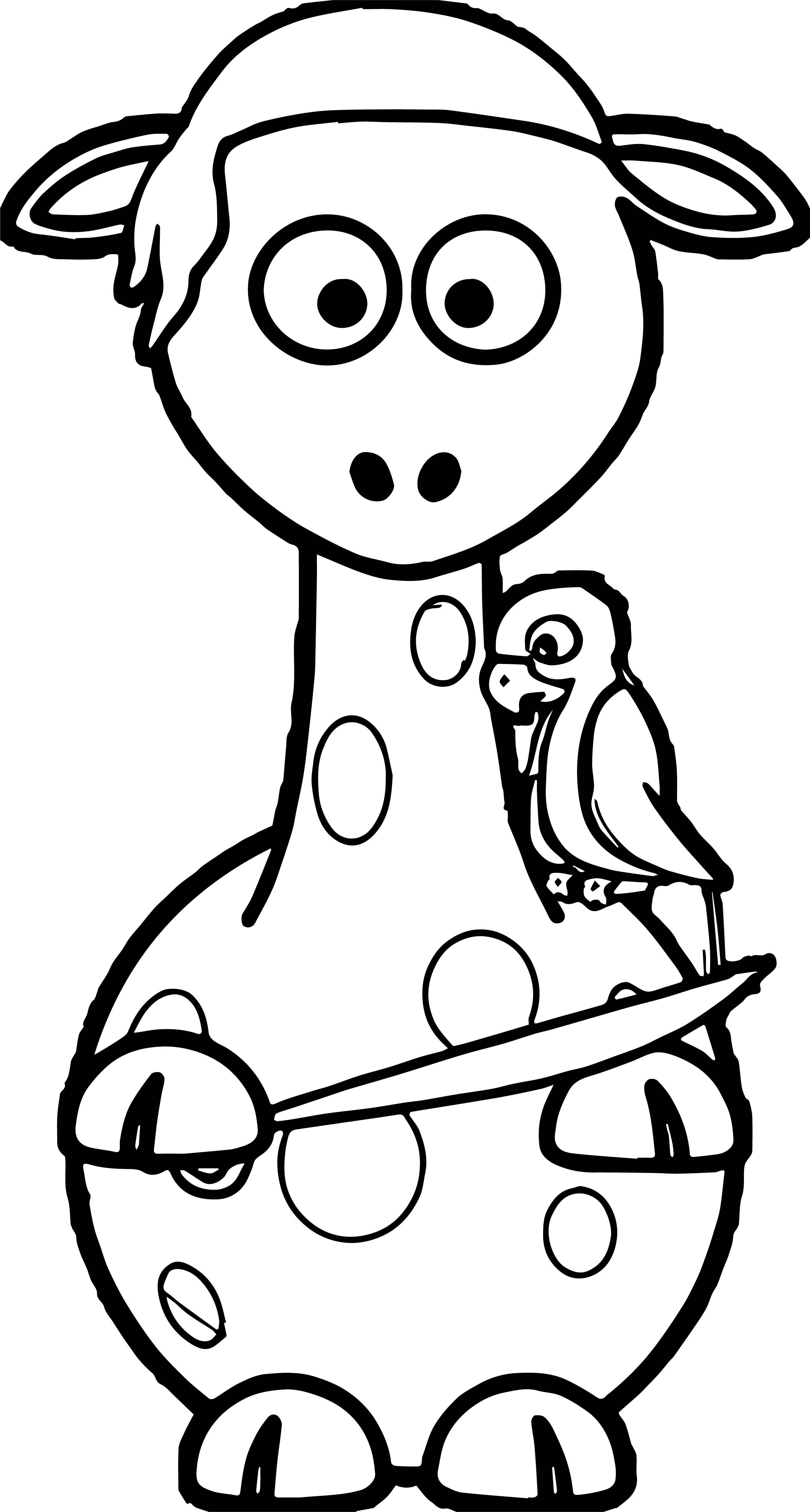 pirate parrot coloring pages cool giraffe pirate and parrot coloring page giraffe coloring pirate pages parrot