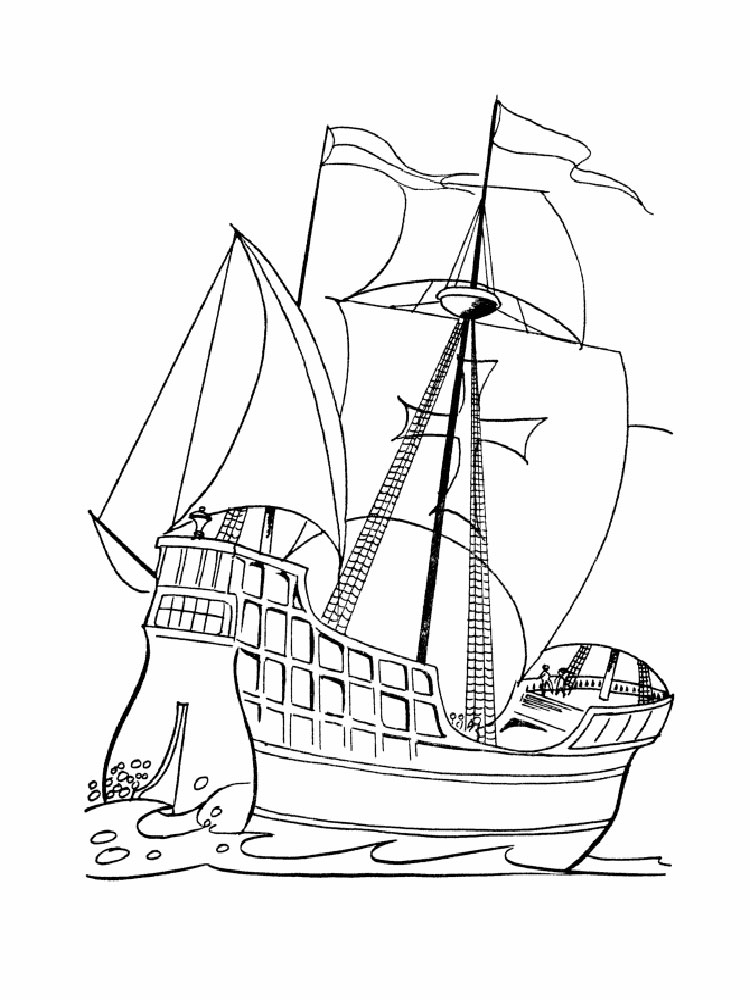 pirate ship to color pirate ship coloring pages free printable pirate ship ship pirate to color