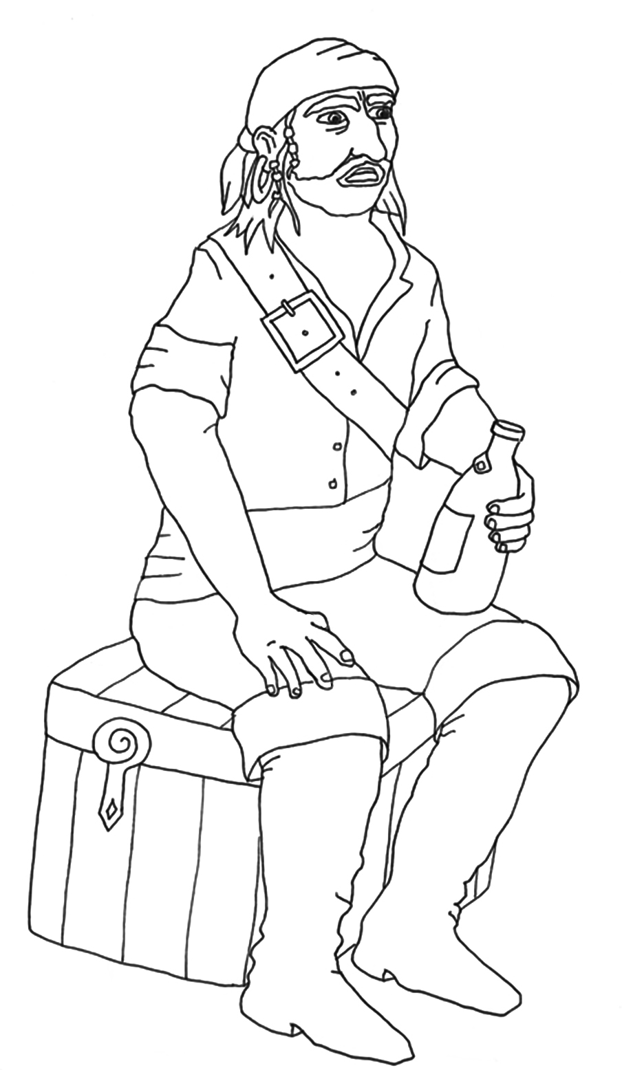 pirates pictures to colour 460 best coloring pages easy enough for kids images on pictures colour to pirates