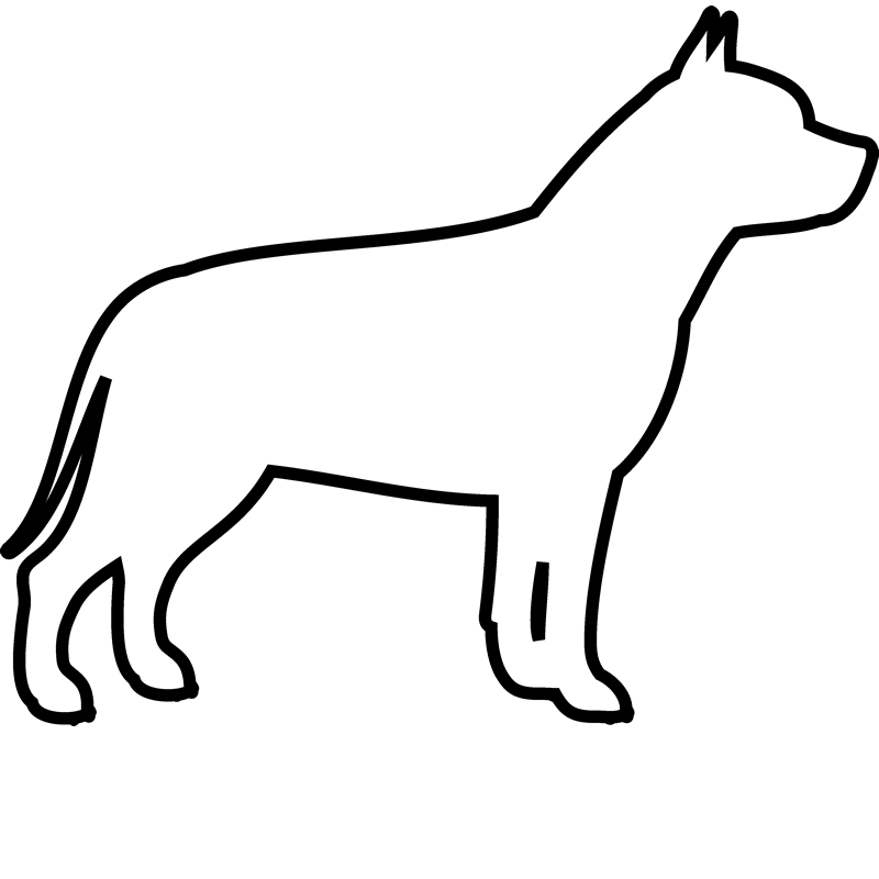 pitbull outline pictures coloring pages coloring pages puppy cute pitbull just pitbull outline pictures