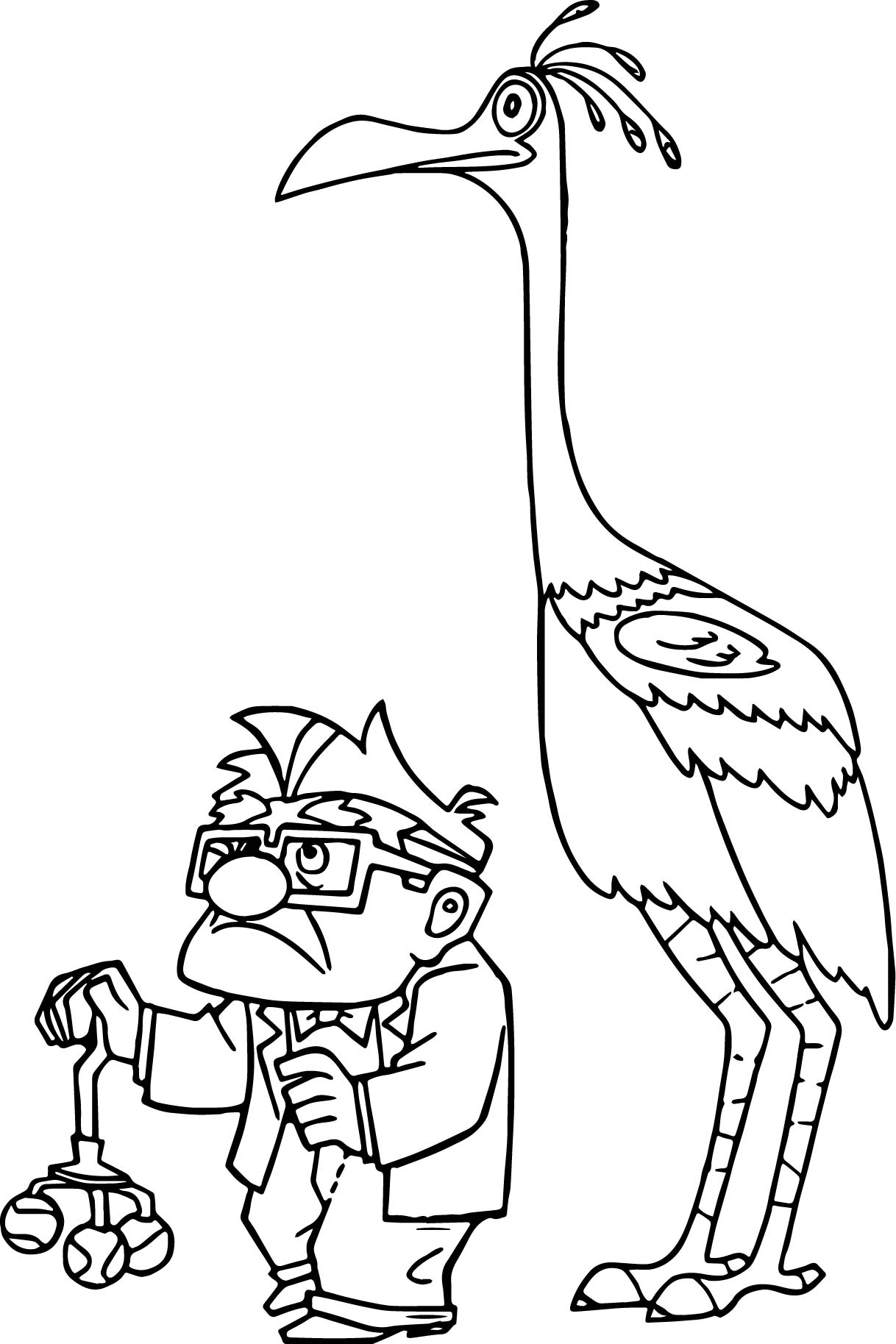 pixar up house coloring pages free download httpwwwsupercoloringcompageshouse on coloring pixar pages house up