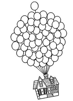pixar up house coloring pages house drawing for colouring zion star up coloring house pixar pages