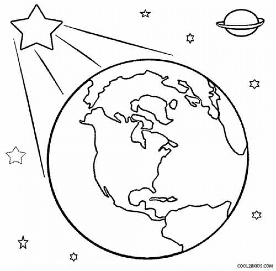 planet for coloring 20 free printable earth coloring pages everfreecoloringcom planet coloring for