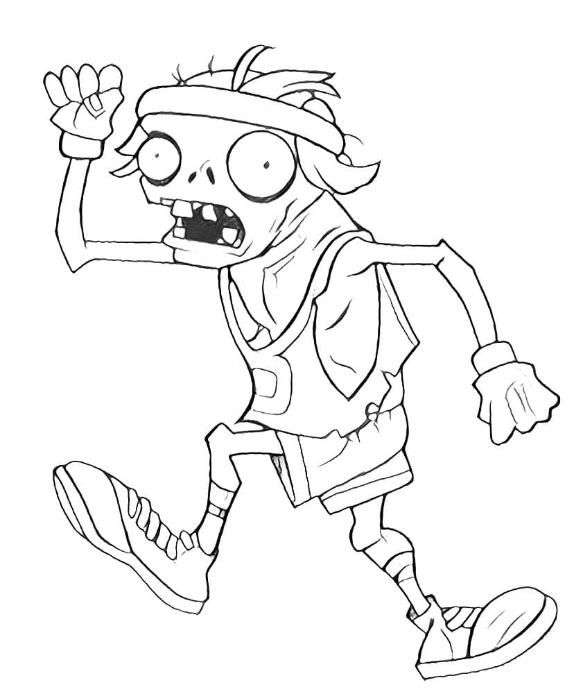 plants vs zombies coloring pictures plants vs zombies coloring pages to download and print for vs coloring zombies plants pictures