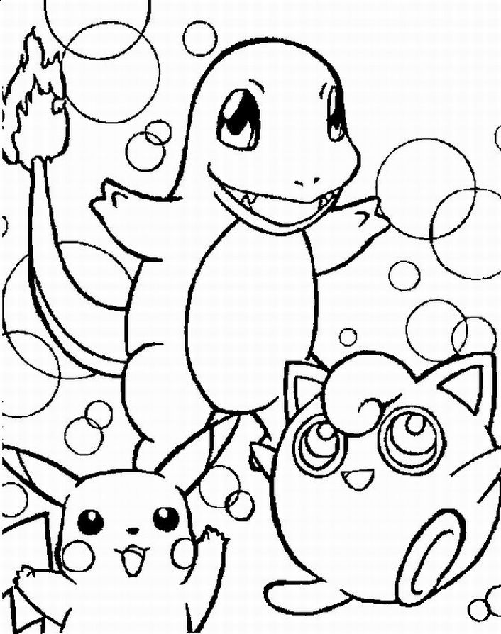 pokemon color legendary pokemon coloring pages at getdrawings free color pokemon