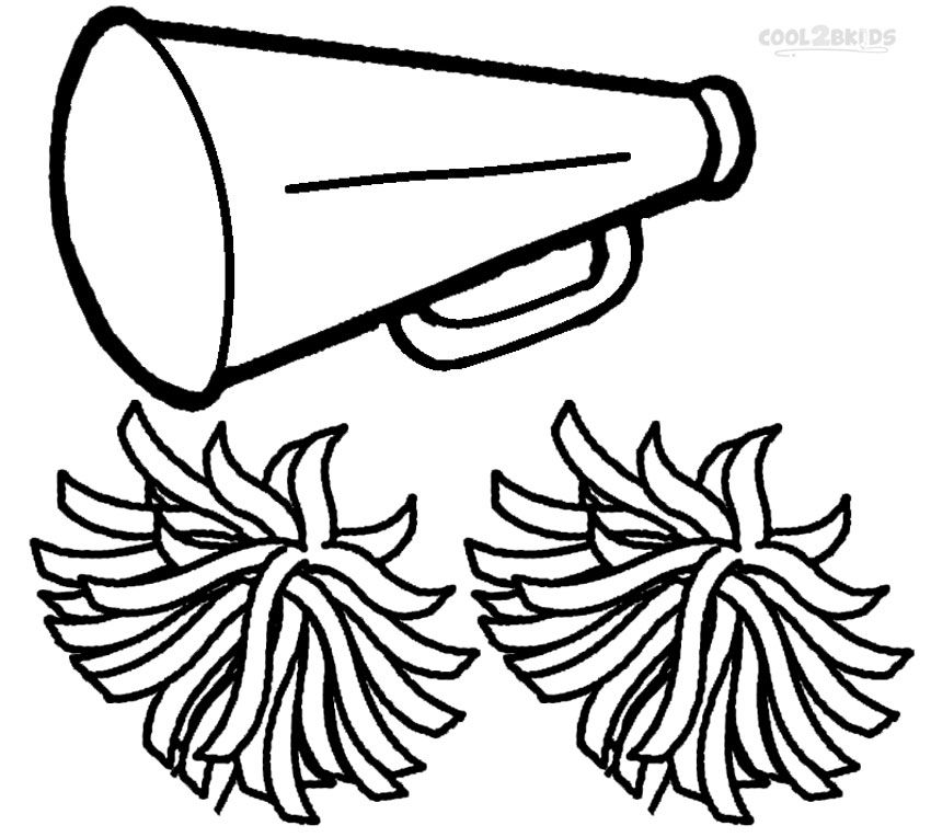 pom pom coloring pages pom pom drawing free download on clipartmag pom pages coloring pom