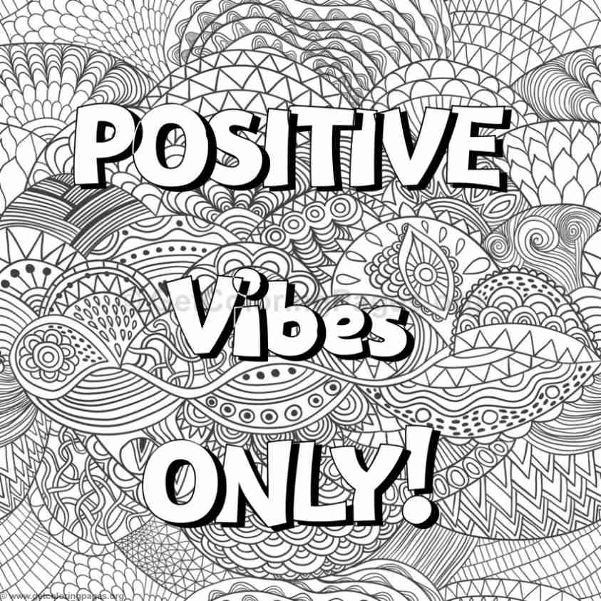 positive quotes coloring sheets 12 inspiring quote coloring pages for adultsfree printables positive coloring quotes sheets