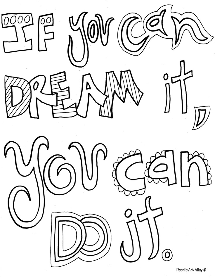 positive quotes coloring sheets inspirational coloring pages coloring home sheets quotes coloring positive