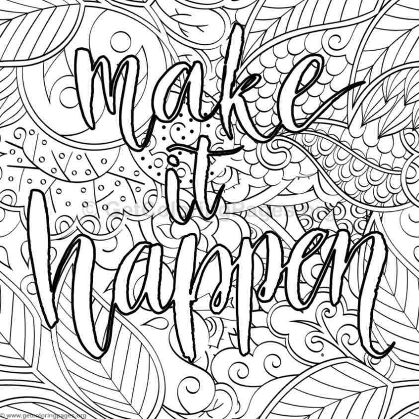 positive quotes coloring sheets positive word coloring page calm positive adult coloring quotes positive sheets coloring