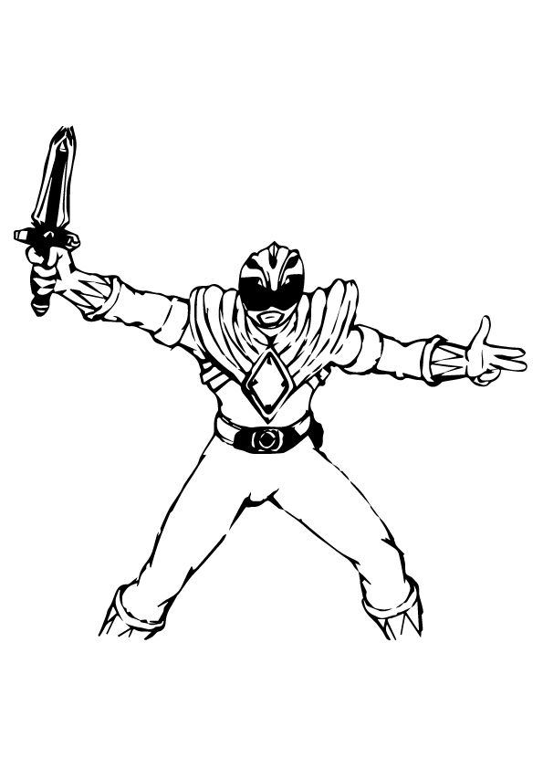 power ranger sword coloring pages 10 best power rangers images on pinterest power rangers power coloring pages ranger sword