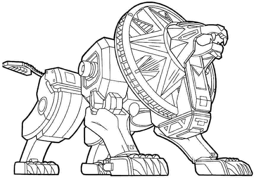 power ranger sword coloring pages awesome lion zord coloring play free coloring game online ranger pages power sword coloring