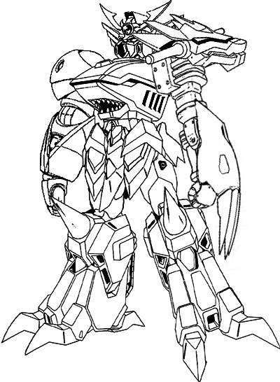 power ranger sword coloring pages megazord by dracostarcloud on deviantart sword coloring ranger pages power