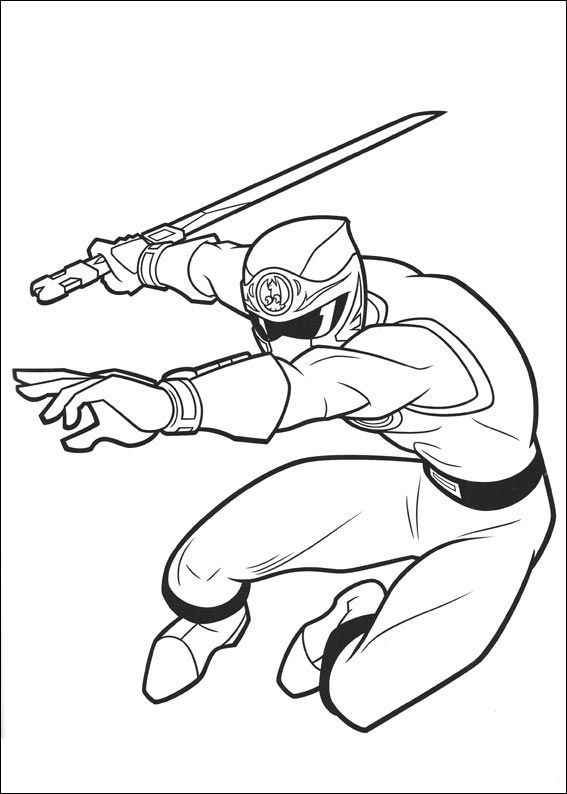 power ranger sword coloring pages power rangers attack with sword power rangers coloring coloring sword pages power ranger
