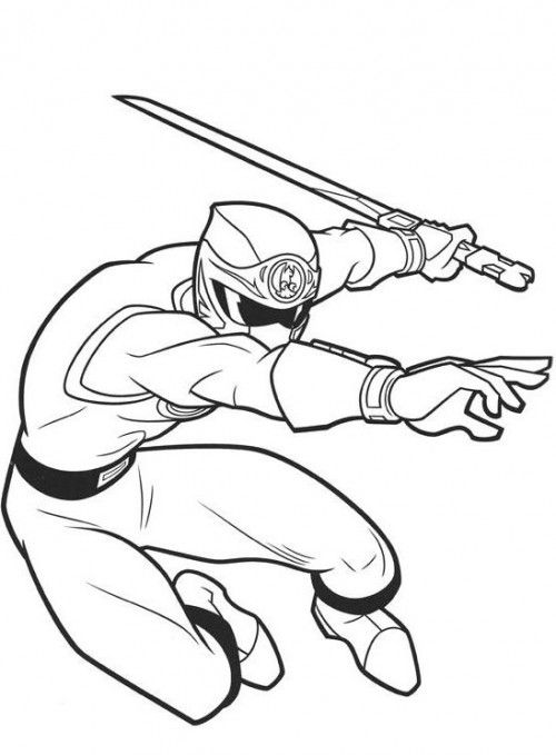 power ranger sword coloring pages power rangers dino thunder jump while you remove the sword sword power pages coloring ranger