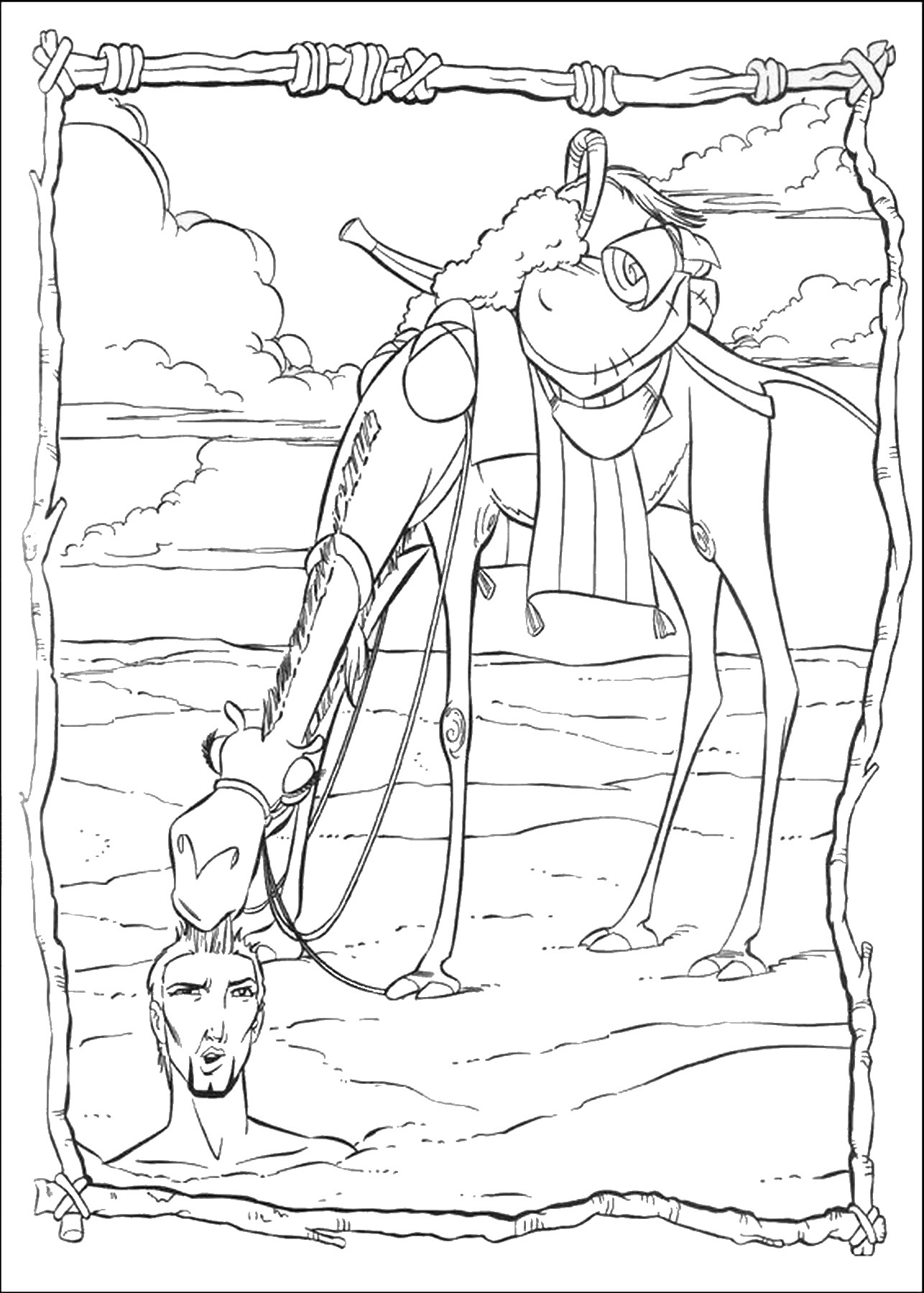 prince coloring pages ferdinand coloring pages to download and print for free coloring prince pages