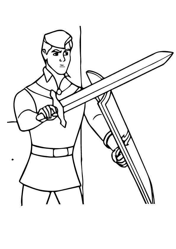 prince coloring pages soren from the dragon prince coloring page free coloring pages prince