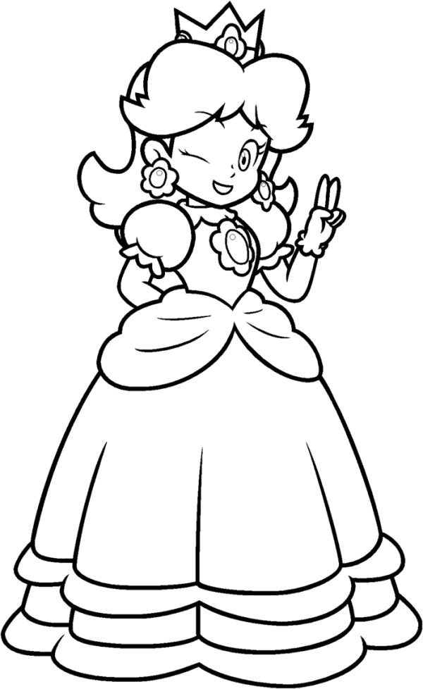 princess peach mario coloring pages 20 best images about mario coloring on pinterest peach pages mario coloring princess