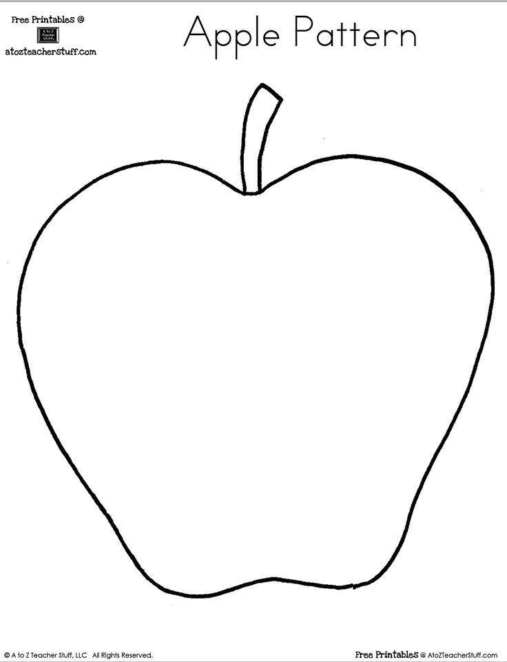 printable apple pictures 10 apples up on top preschool activities a mom39s take apple pictures printable
