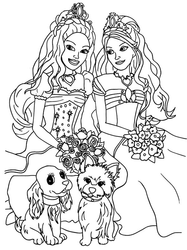 printable barbie family coloring pages barbie and friends coloring pages getcoloringpagescom pages family coloring printable barbie
