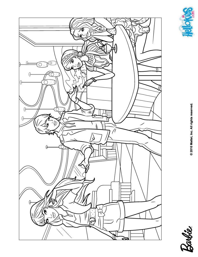 printable barbie family coloring pages barbie coloring page barbie house remodel pinterest pages printable family barbie coloring