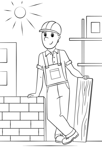 printable community coloring pages construction worker coloring page free printable pages coloring community printable