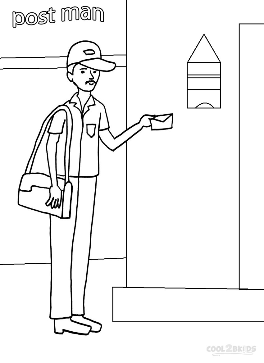 printable community coloring pages free community helpers tracing and coloring pages pages printable community coloring