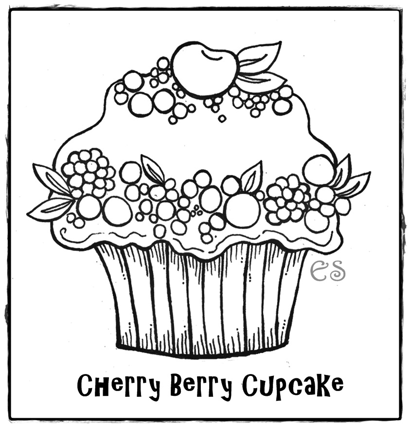 printable cupcake coloring pages cupcakes coloring pages free printable pictures coloring pages coloring printable cupcake