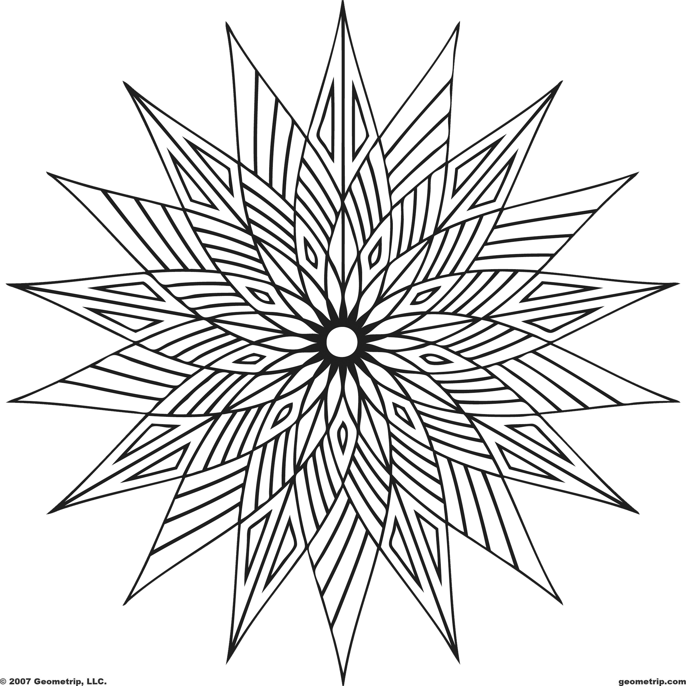 printable design coloring pages free printable geometric coloring pages for kids pages printable coloring design