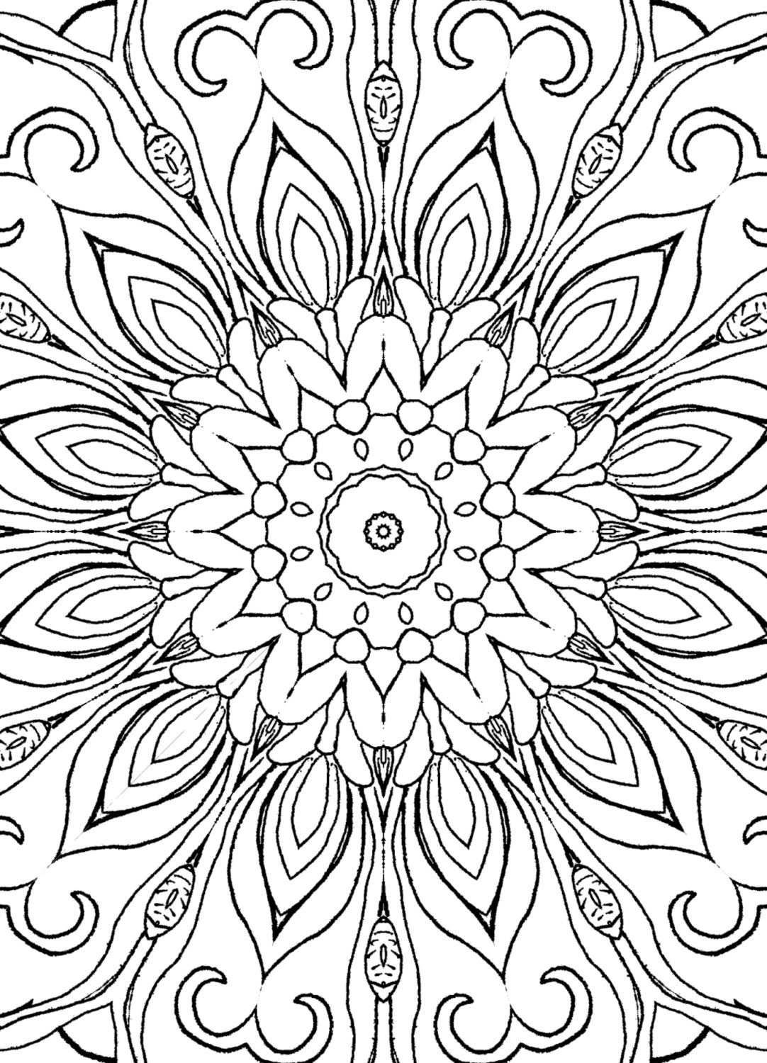printable designs to color free printable geometric coloring pages for adults printable designs to color