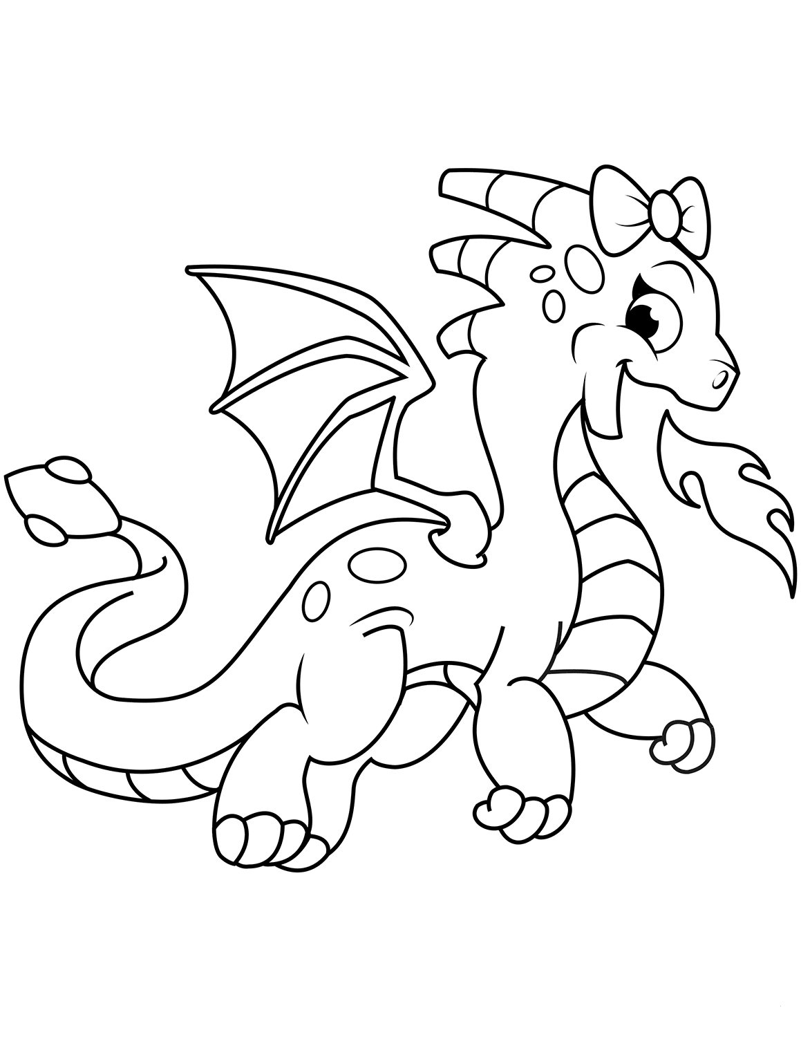 printable dragon pictures dragon template animal templates free premium templates printable dragon pictures
