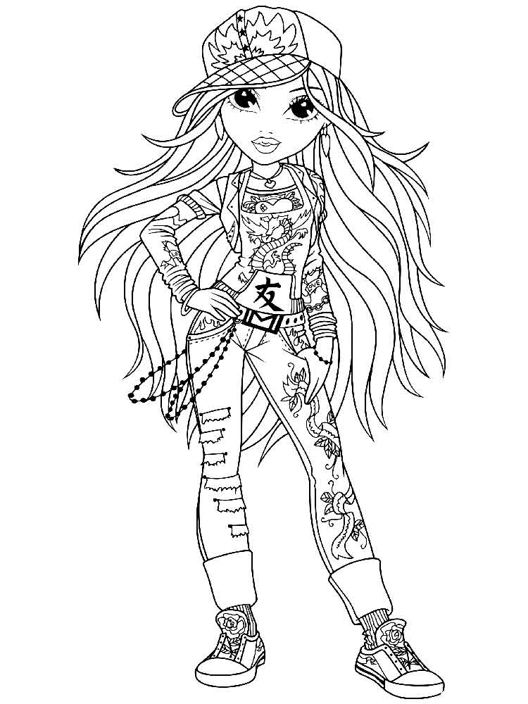 printable girl coloring pages moxie coloring pages free printable moxie coloring pages coloring printable girl pages