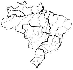 printable map of brazil pin on coloring pages brazil printable map of