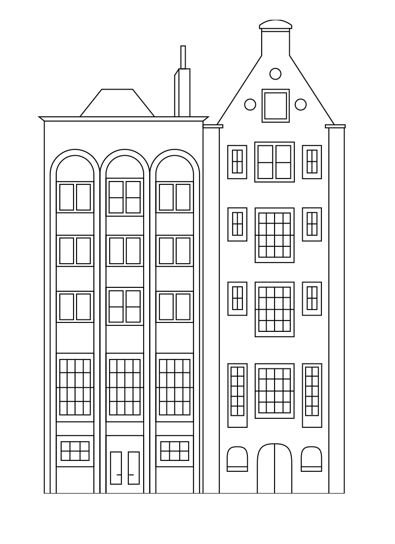 printable pictures of buildings building coloring pages to download and print for free buildings of pictures printable