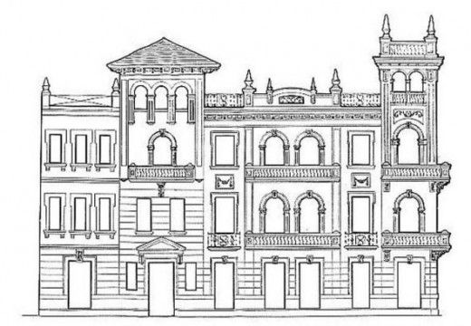 printable pictures of buildings church building coloring page at getcoloringscom free buildings pictures of printable