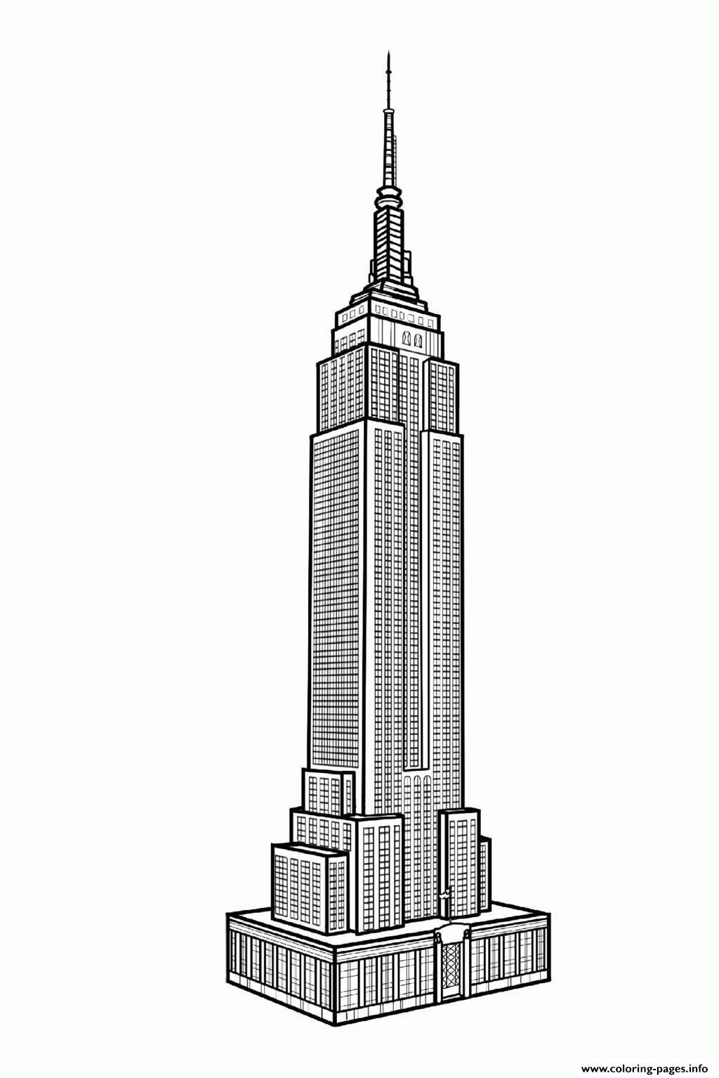 printable pictures of buildings famous buildings 13 coloring pages 24 buildings of pictures printable