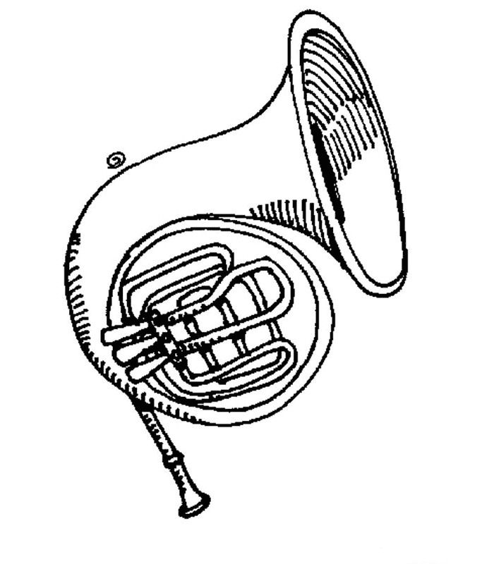 printable pictures of musical instruments coloring pages music entertainment gt instruments free printable instruments pictures musical of