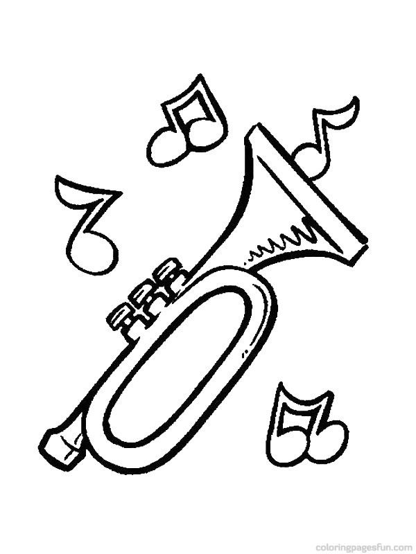 printable pictures of musical instruments musical instrument coloring pages download and print musical pictures of printable instruments