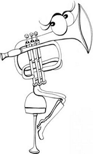 printable pictures of musical instruments musical instruments kids coloring pages free colouring printable instruments of pictures musical