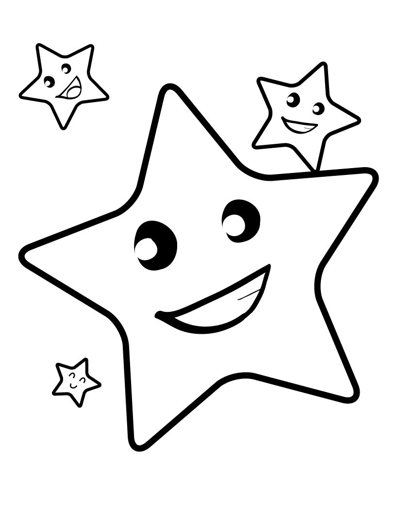 printable pictures of stars 6 star coloring pages free premium templates of printable stars pictures